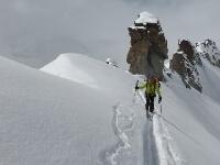 Raids à ski au Grand Paradis